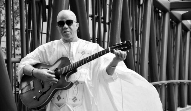 Salif Keita- The Golden Voice of Africa