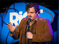 Comedy Night: Ian Abramson w/ Wham City Comedy