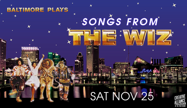 Baltimore Plays: Songs from 'The Wiz'