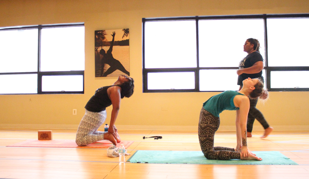 The Art of YOGA w/ Ana Temple Rodney