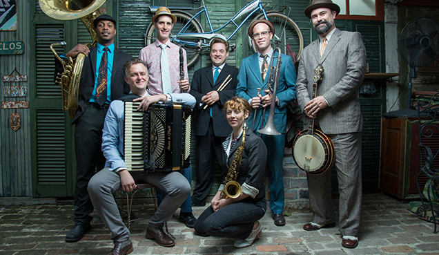 CANCELLED New Orleans Jazz: Panorama Jazz Band