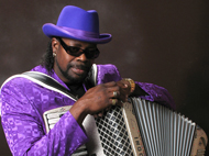 Zydeco Dance Party: C.J. Chenier and the Red Hot Louisiana Band
