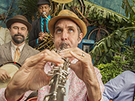 New Orleans Jazz: Panorama Jazz Band