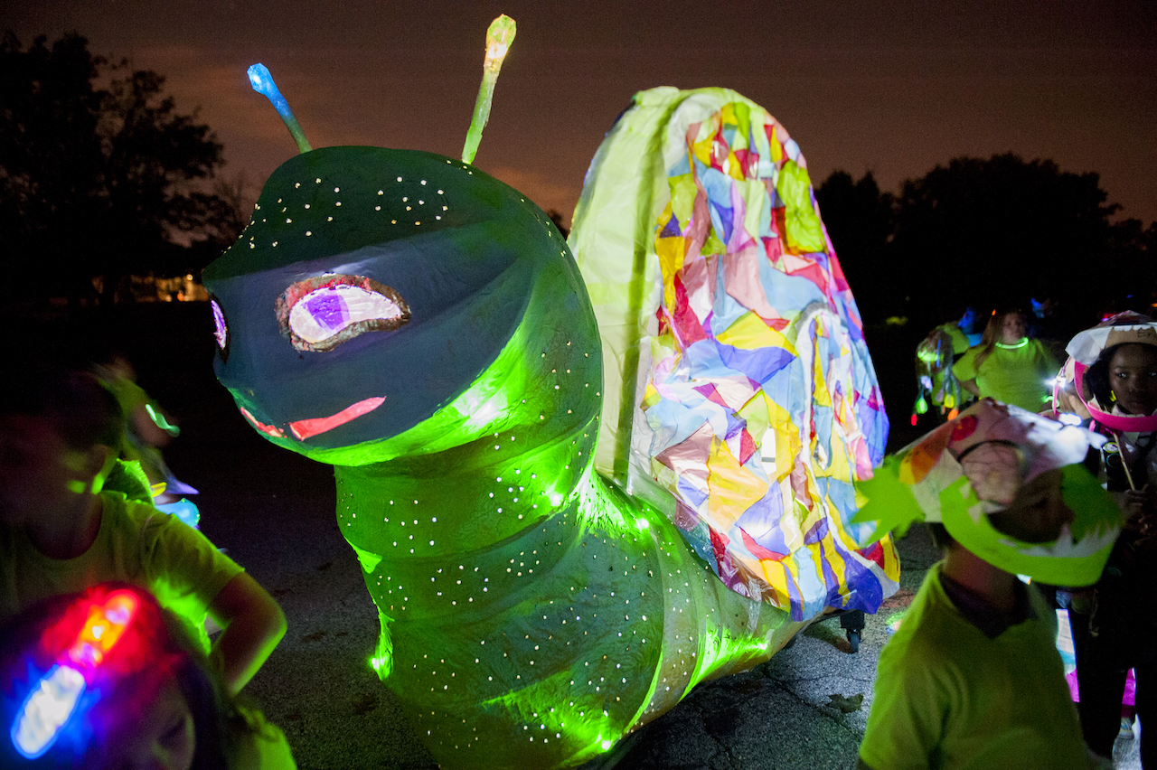 lantern parade call for floats artist opportunity 2021